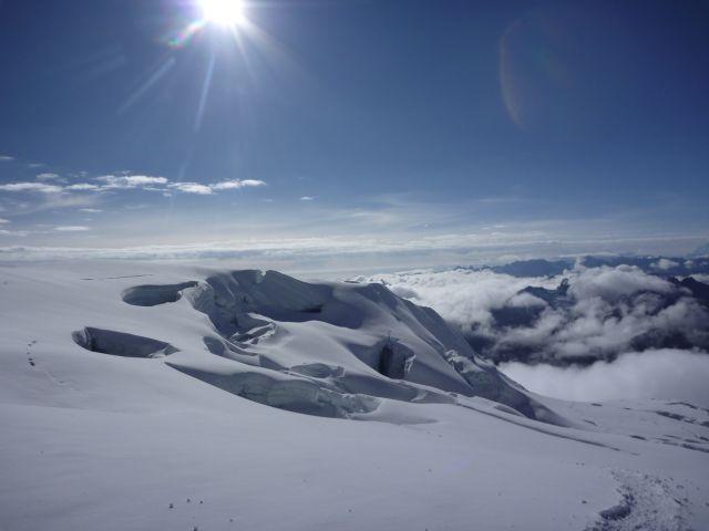 Cordillière des Andes